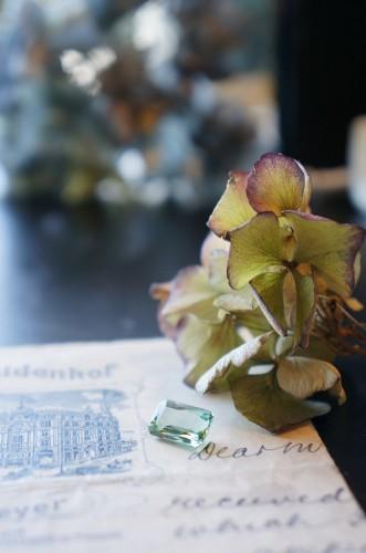 ときめきの宝石たち(ヘリオドール)