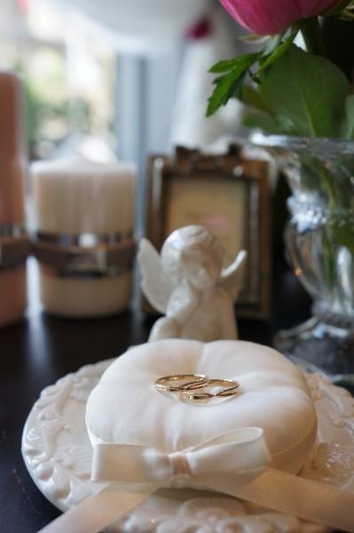 雰囲気ある結婚指輪