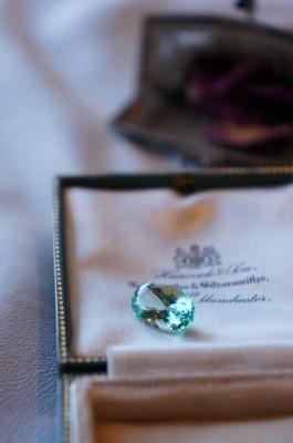 ときめきの宝石たち(グリーンベリル)