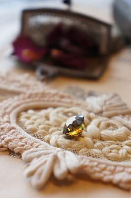 ときめきの宝石たち(スフェーン)