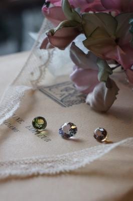 ときめきの宝石たち(タンザナイト)