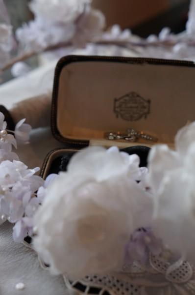 新作のマリッジリング(結婚指輪)♪
