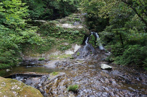 癒しの滝へ