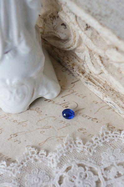 魅惑のブルー