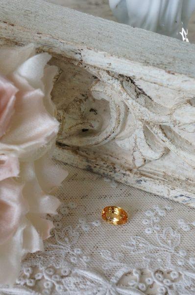 ゴールデンシェリーの美しい宝石♪