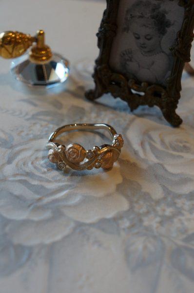 蔓薔薇のリング