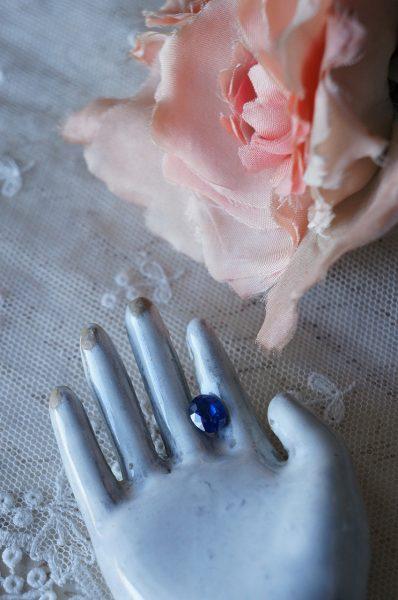 魅惑のブルーと深みあるピンク♪