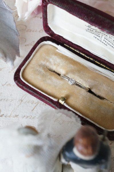 ときめきのリングをご婚約に♡